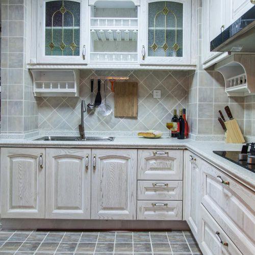 混搭厨房装修效果展示