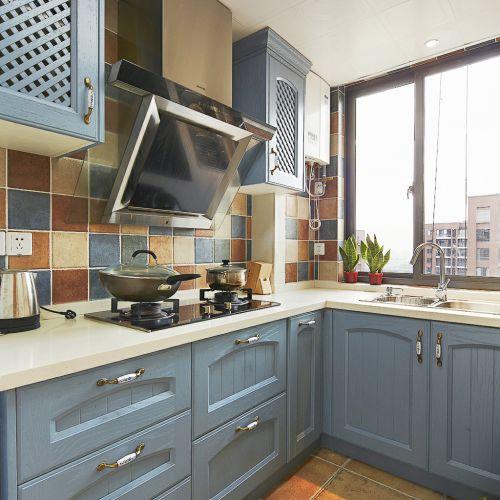混搭厨房图片