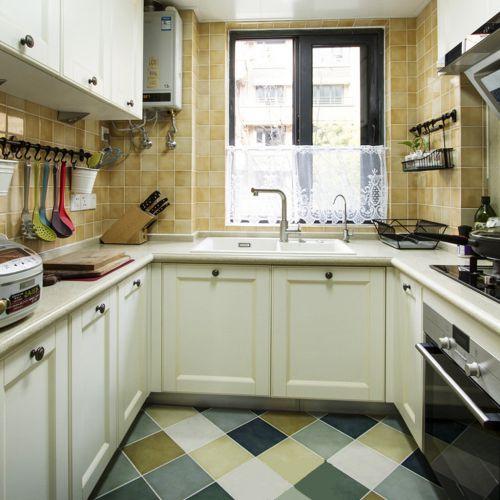 混搭厨房设计图