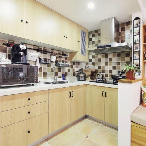 混搭厨房案例展示
