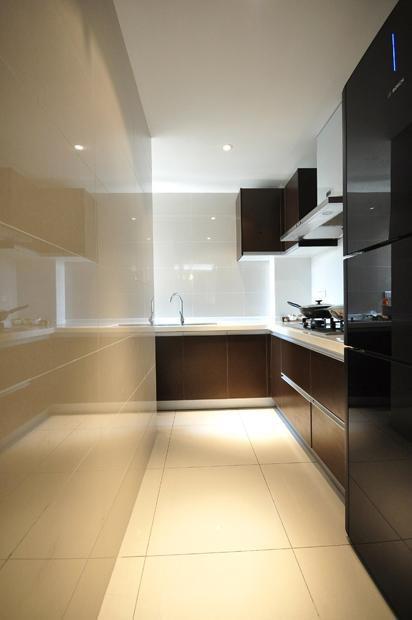 现代简约美式混搭厨房设计案例展示