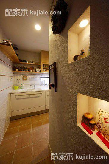 日式温馨浪漫厨房装饰品摆件案例展示