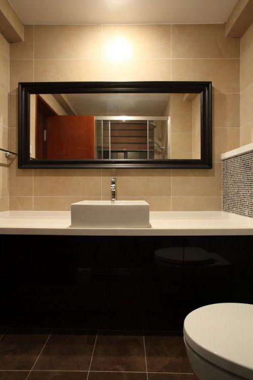中式卫生间装修效果展示