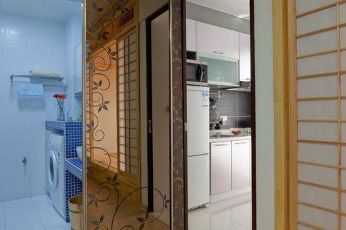 日式精致温馨典雅日式风格卫浴装修效果展示