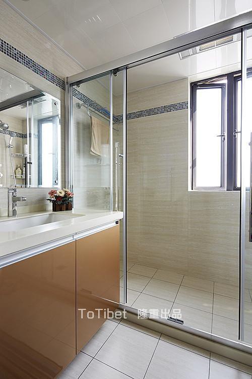 现代简约日式卫生间案例展示