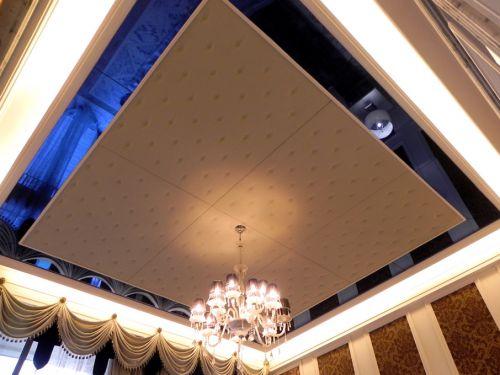 欧式欧式风格客厅吊顶图片