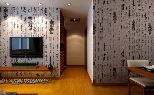 中式客厅装修效果展示
