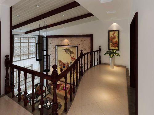 中式客厅设计案例