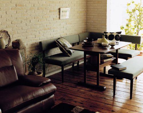 混搭客厅背景墙设计方案