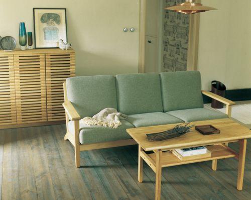 日式客厅收纳设计方案