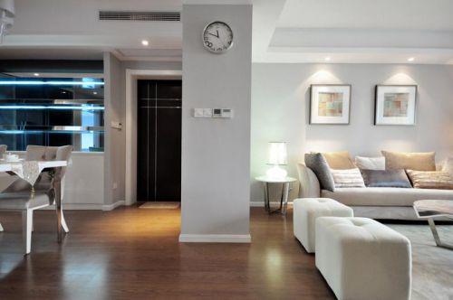 现代简约新古典客厅设计案例展示