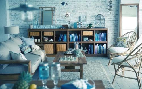 日式客厅收纳设计案例
