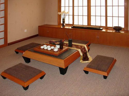 日式客厅设计案例