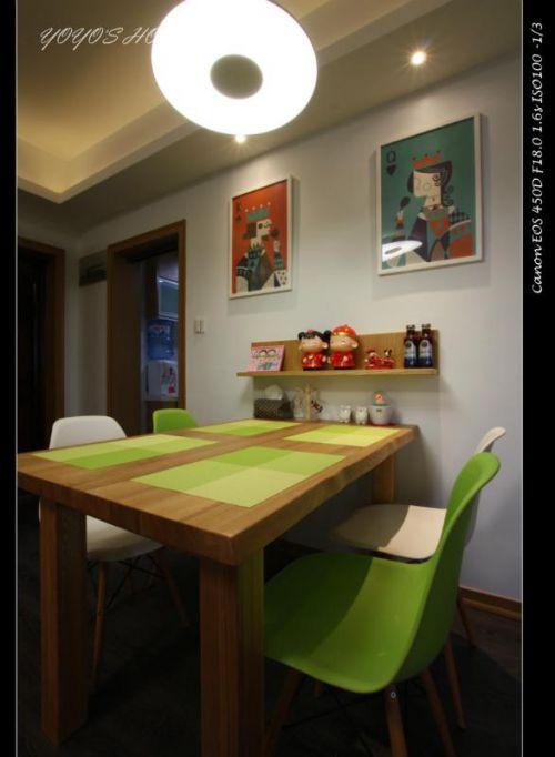 现代简约日式餐厅设计案例展示