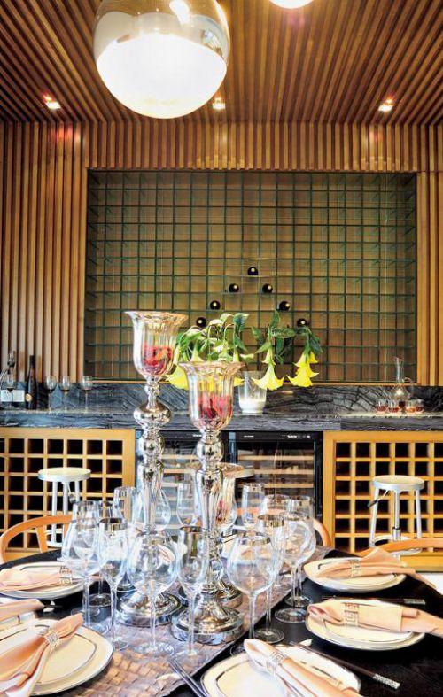 现代简约餐厅案例展示