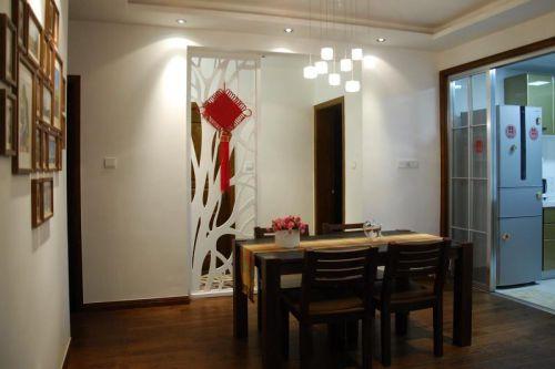 中式欧式新古典混搭餐厅图片