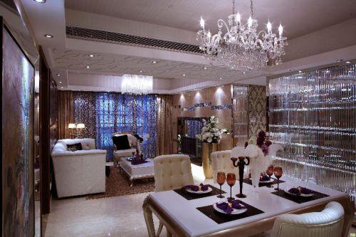 现代简约欧式餐厅设计案例