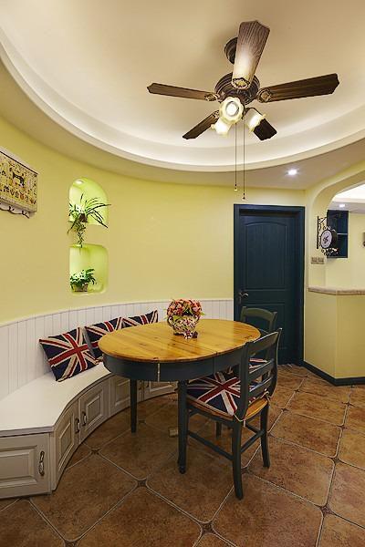 地中海美式餐厅图片