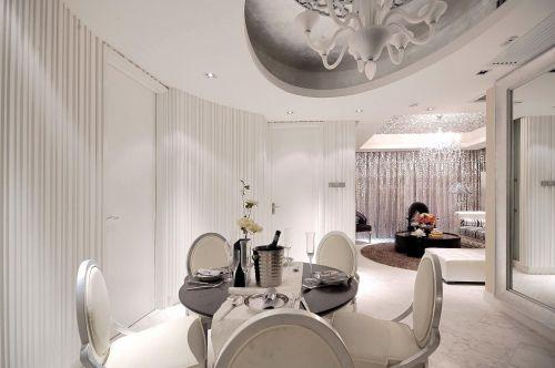 簡歐餐廳設計方案