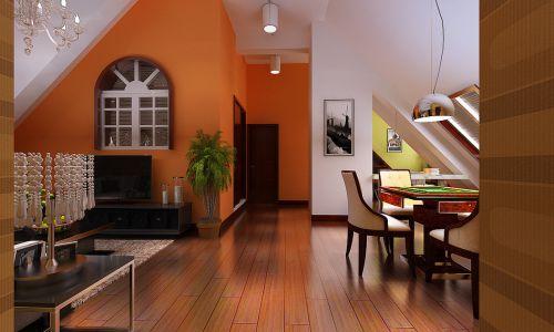 欧式简欧简欧风格客厅餐厅吊顶装修效果展示