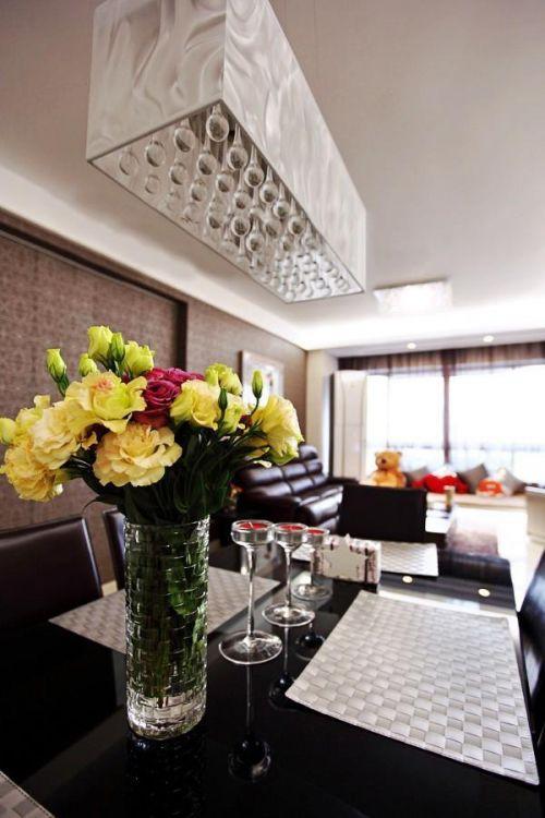 現代簡約新古典餐廳案例展示