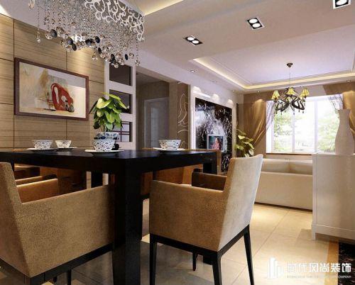 欧式简欧简欧风格餐厅设计方案