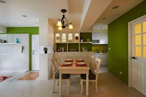 歐式簡歐復古浪漫客廳臥室餐廳廚房椅效果圖