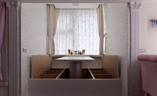 现代简约简欧餐厅设计案例展示