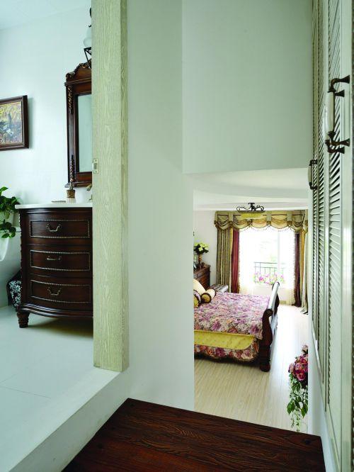 美式卧室设计案例