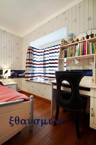 现代简约美式卧室设计方案