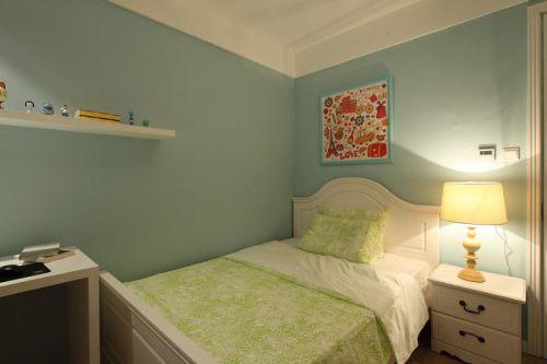 现代简约欧式美式卧室图片