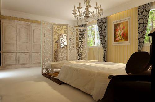 田园卧室设计方案