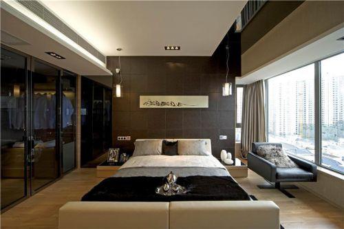 现代简约简欧卧室设计方案