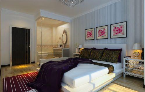 北欧北欧风格卧室案例展示