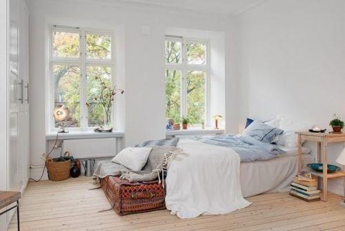 北欧卧室设计案例