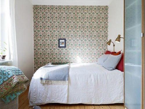 北欧卧室效果图