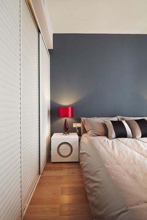 北欧混搭卧室设计案例展示