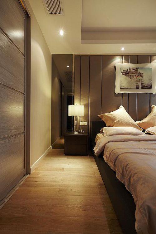 北欧混搭卧室装修效果展示
