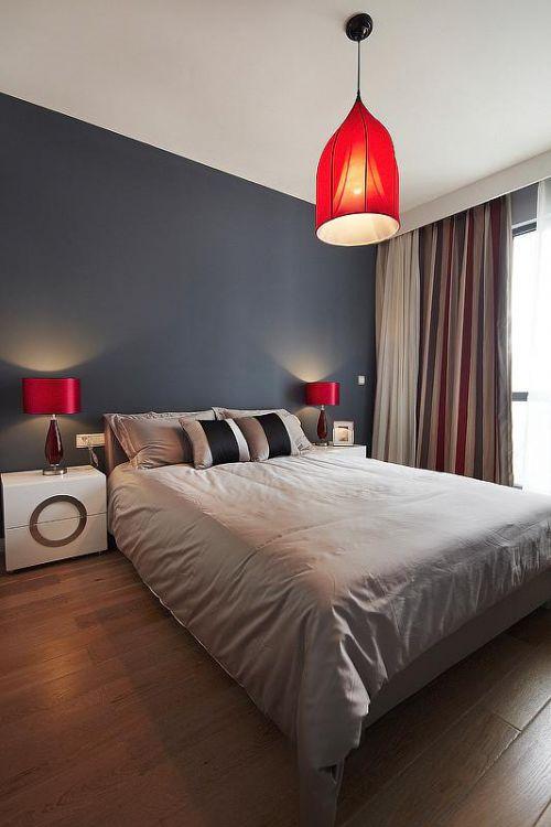 北欧混搭卧室设计案例