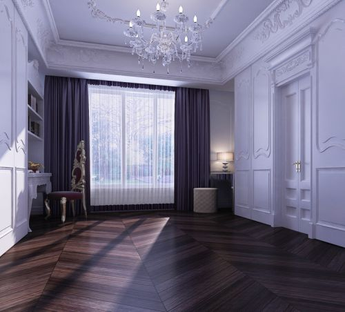 现代简约现代简约卧室设计方案