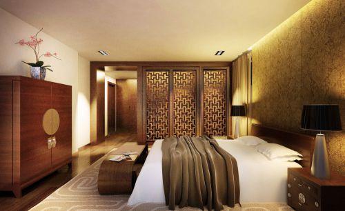 现代简约现代简约卧室设计案例展示