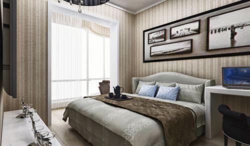 现代简约风格卧室设计方案