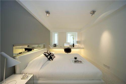 现代简约卧室案例展示
