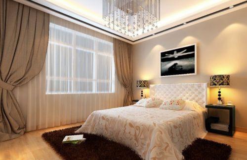 现代简约风格卧室设计案例