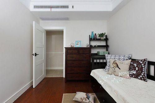 现代简约美式卧室装修效果展示