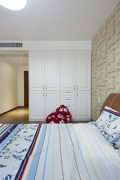 欧式简欧清新卧室设计案例展示
