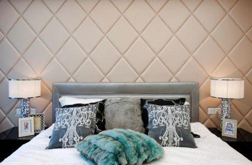 现代简约欧式卧室装修效果展示