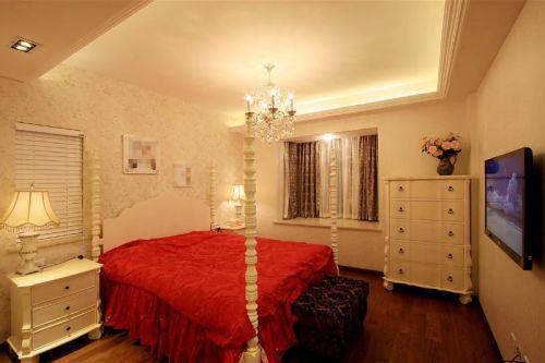 欧式田园日式卧室案例展示