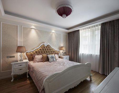 欧式日式卧室设计方案