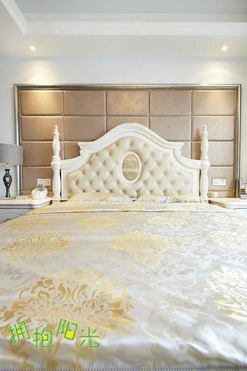 欧式美式卧室装修图
